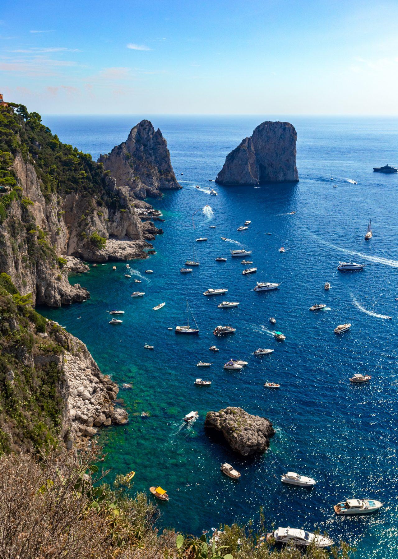 Wine Weds More In Italy Wedding In Capri And Anacapri