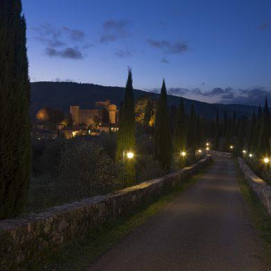 tuscany-castle
